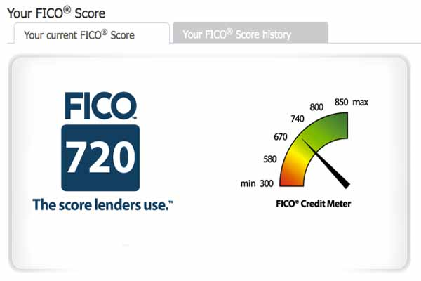 Boston area mortgage market lenders say the minimum credit score is 720 to get the best jumbo rates and loan terms.