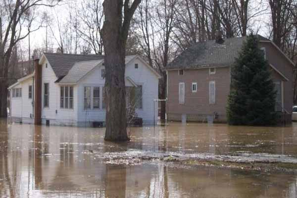 Typical Boston area insurance does not cover flooding. You need flood insurance to protect you from this disaster.