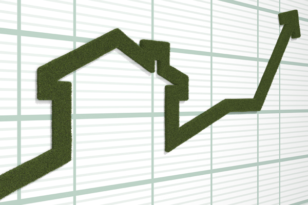New single-family Boston area home sales were up in November.