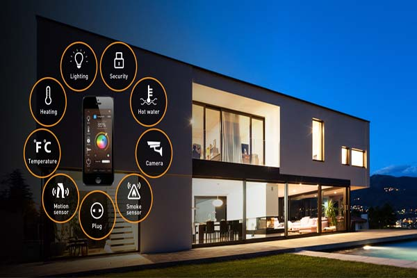 Boston area real estate is now featuring smarter homes