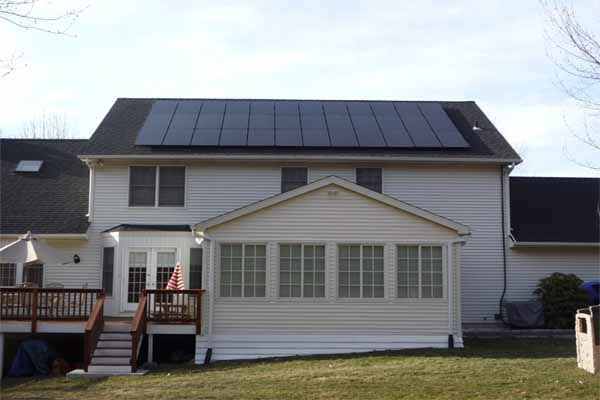 Boston area insurance... what does it have in common with energy efficiency? Building experts say solar homes in the U.S. may soon reach the million mark.