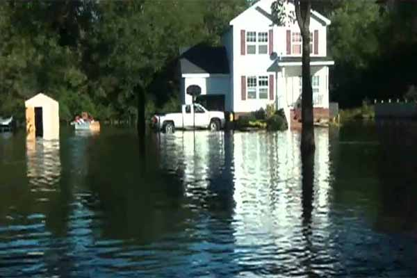 Boston area home insurance normally does not cover flooding.