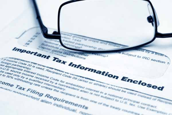 Boston area tax preparation deadlines are still a ways off, but you should use this time to get ready for the inevitable.