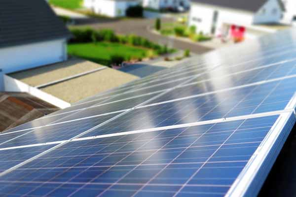 Some of the latest Boston area home improvement trends include solar roofing